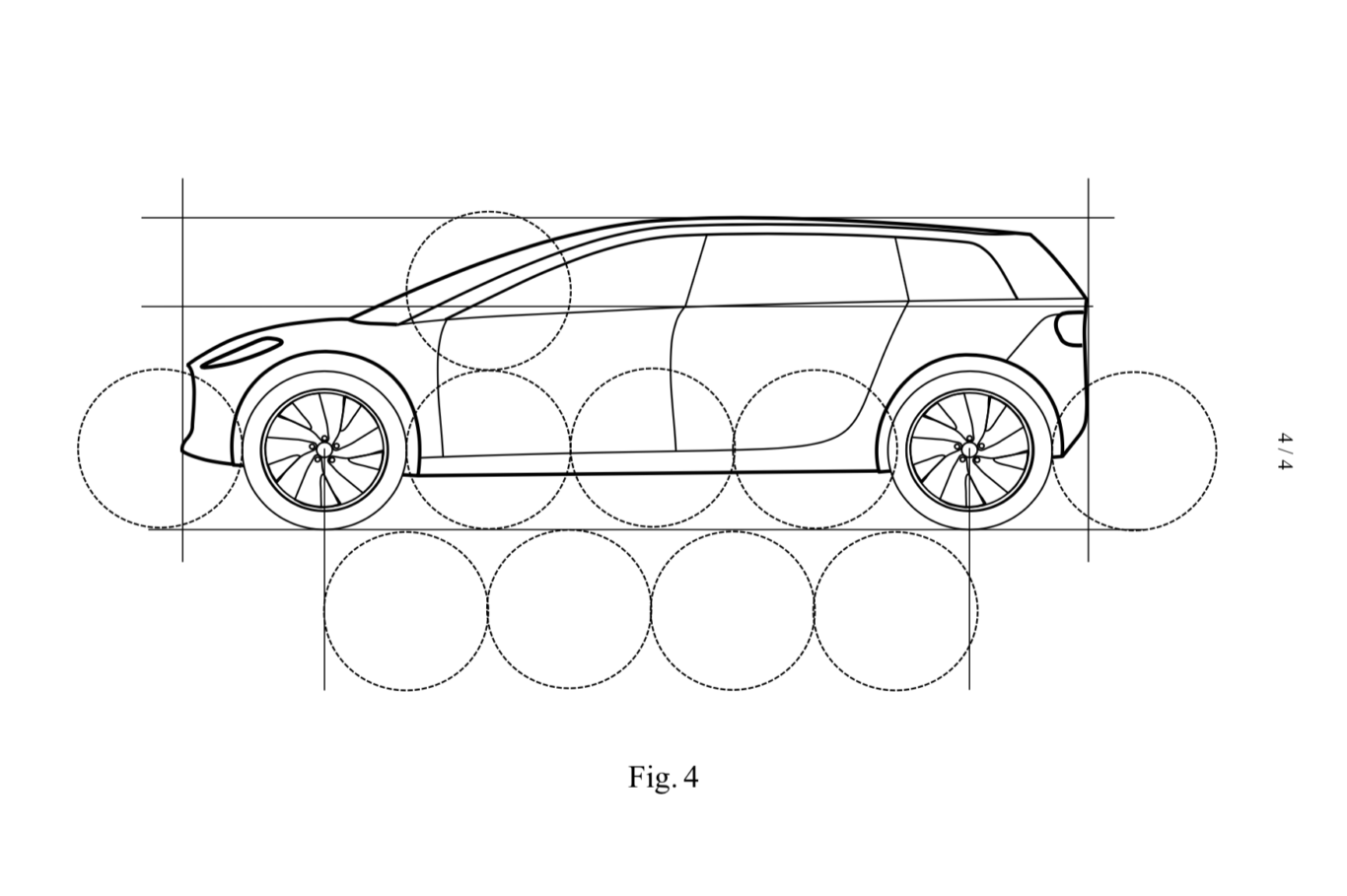 New Dyson Patents Give Glimpse Of Upcoming Vehicle
