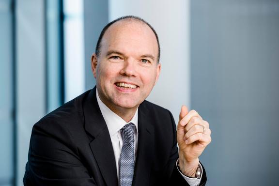 Nick Read, Vodafone CEO