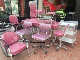 1000 tables et coiffeur chaise medecine rabat
