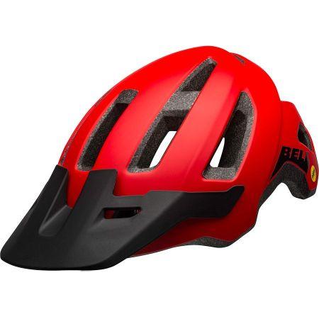 Bell - Nomad Helmet - Matte Red/Black