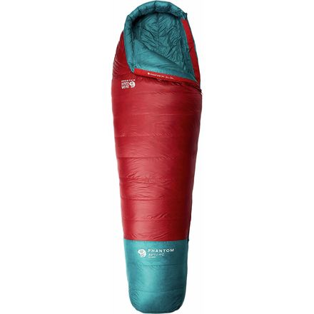 Mountain Hardwear Phantom 30F Sleeping Bag - Super Light Down Bag 1