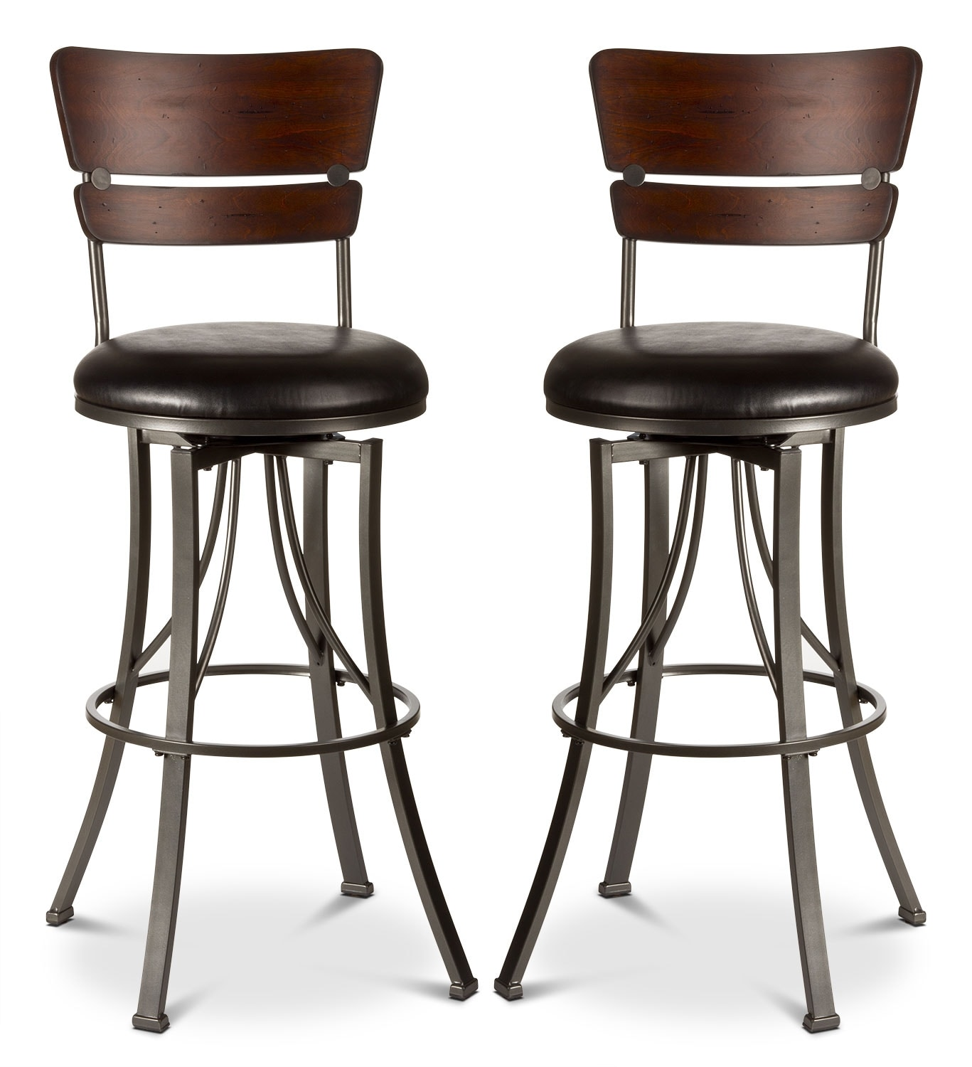 Chairs Bar Swivel Height