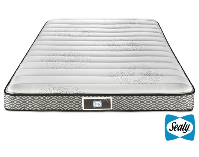 Sealy Glacier Twin Mattress Hover To Zoom