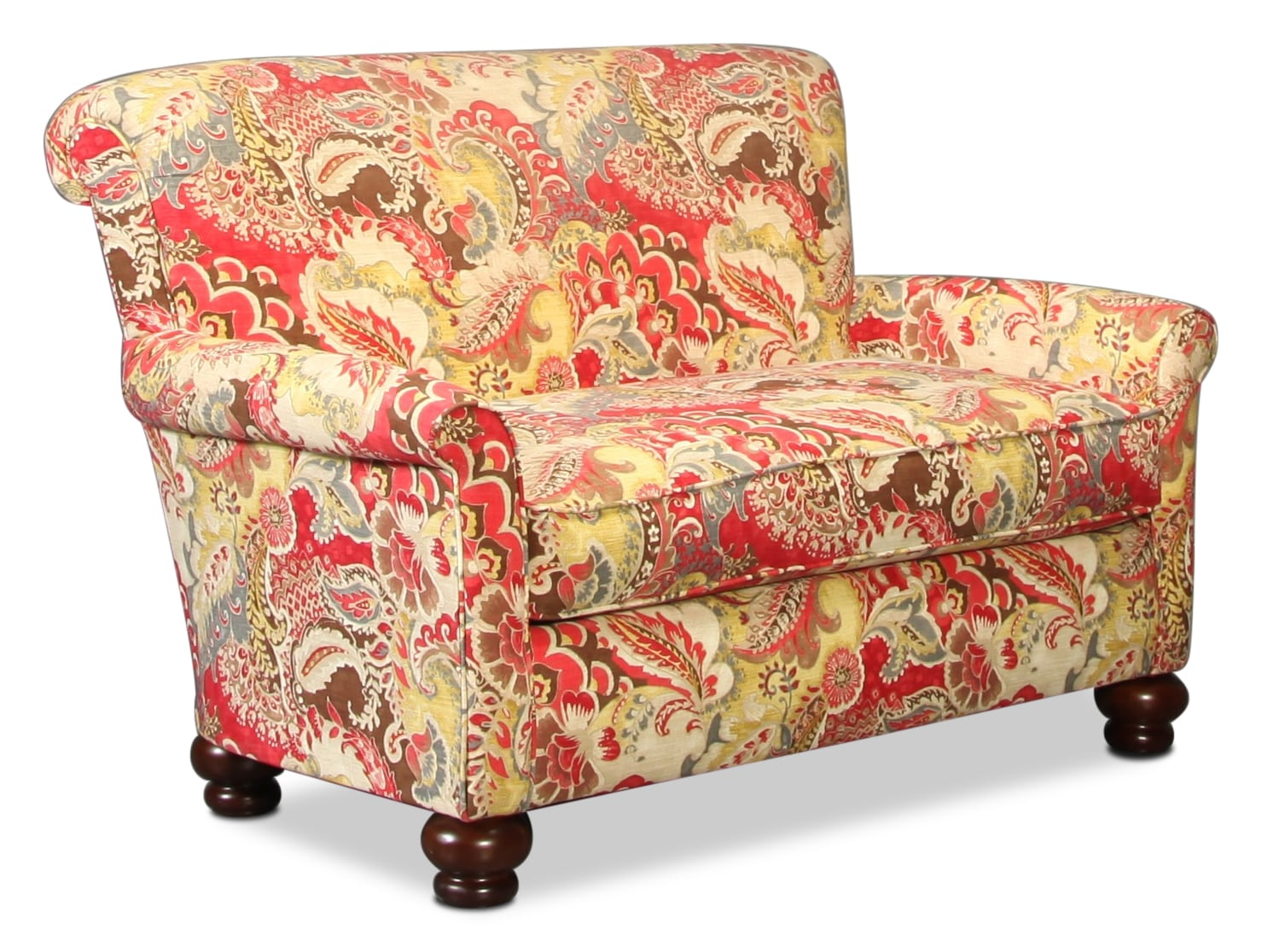 Colorful Fabric Accent Chairs