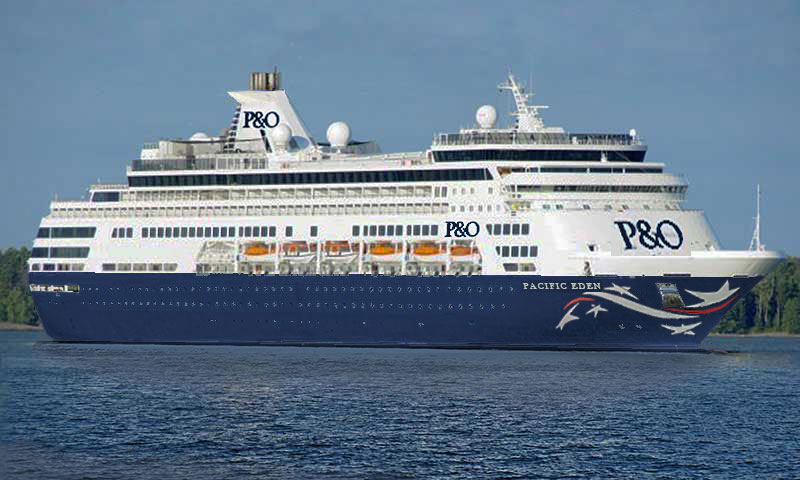 Image result for pacific eden cruise ship