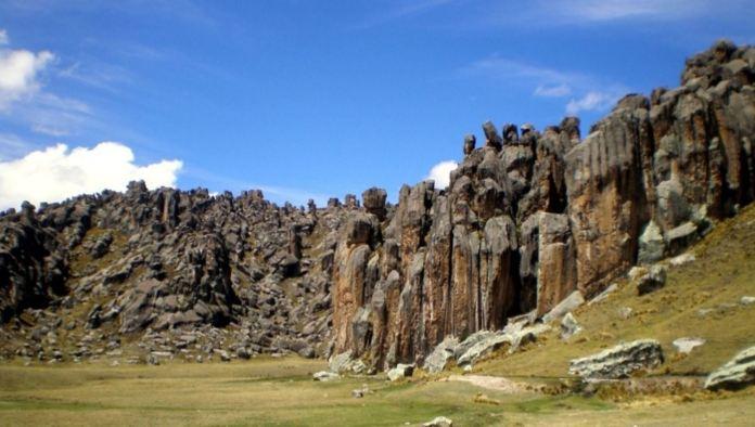 Resultado de imagen para Bosque de Piedras de Huayllay pasco