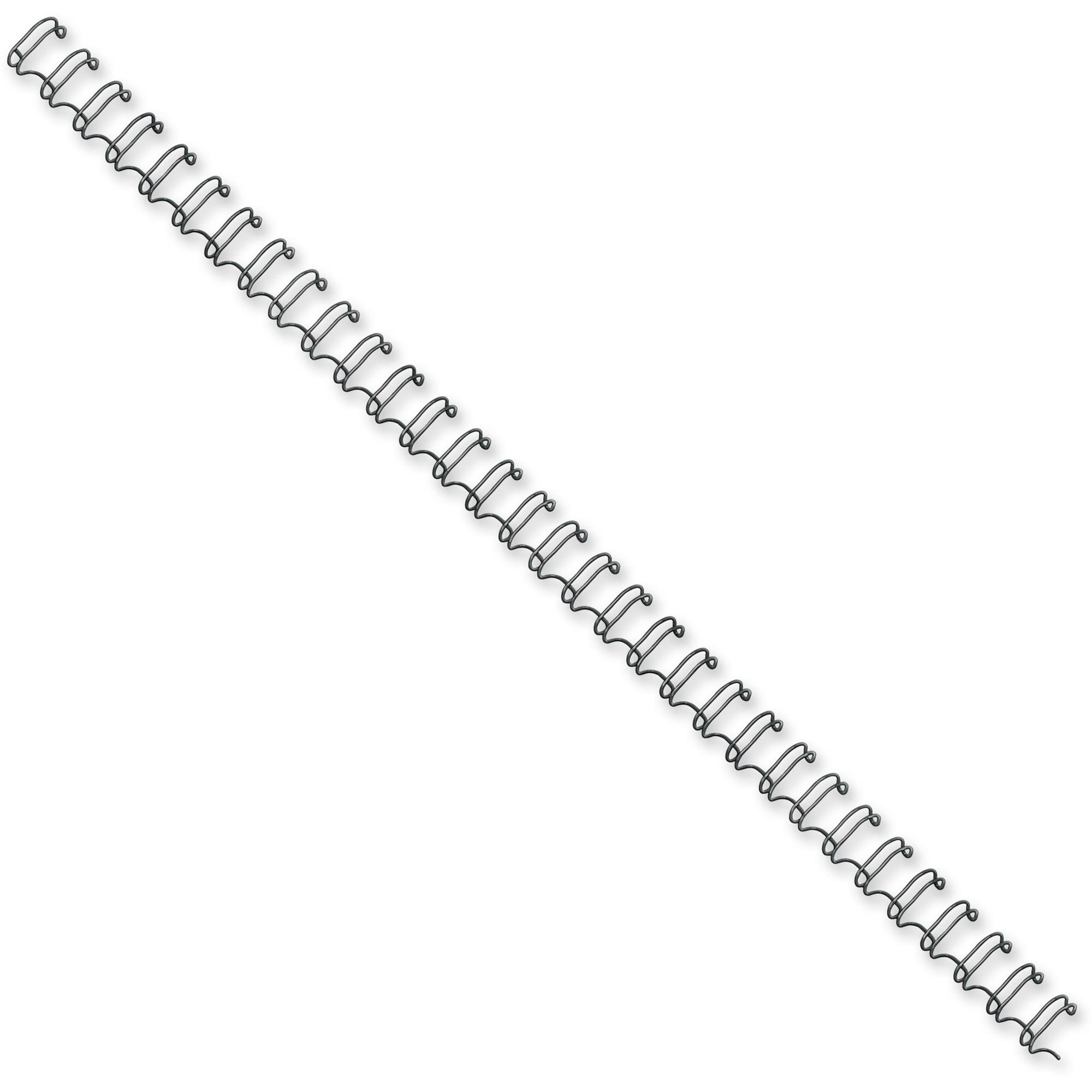 Fellowes Double Loop Wire Binding Combs Fel