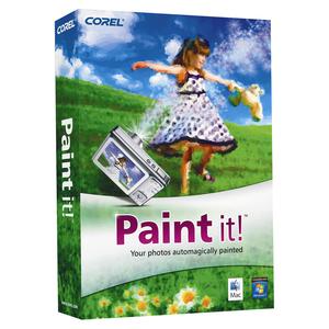 PAINT IT. PHOTO EN MINI-BOX. WINDOWS/MAC
