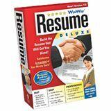Nova WinWay Resume Deluxe v.12.0