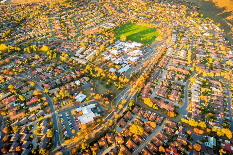 New listings lift substantially Australian suburb