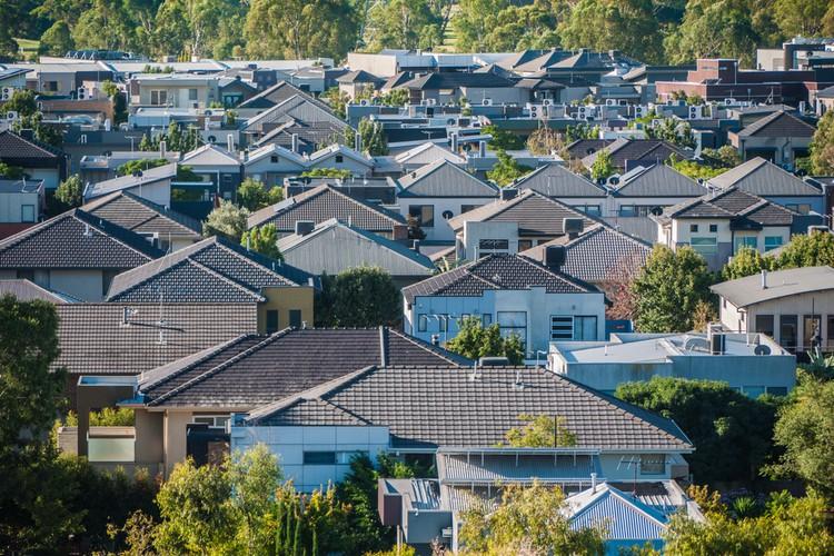 Fastest growth since 2004 but losing steam Australian suburb