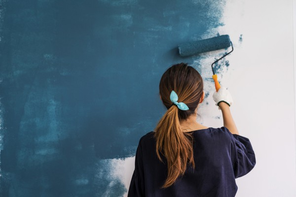 7 DIY styling tips to enhance your home this spring painting