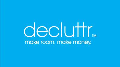 Decluttr.com logo