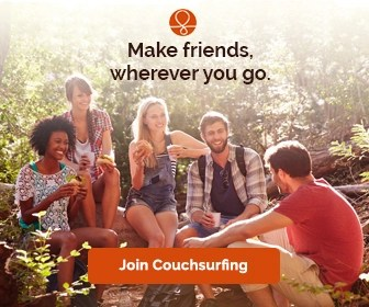 Sites like couchsurfing