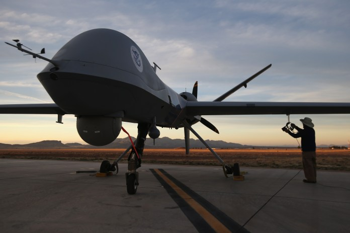 India Wants To Buy U.S. Predator Avenger Drones | Fortune