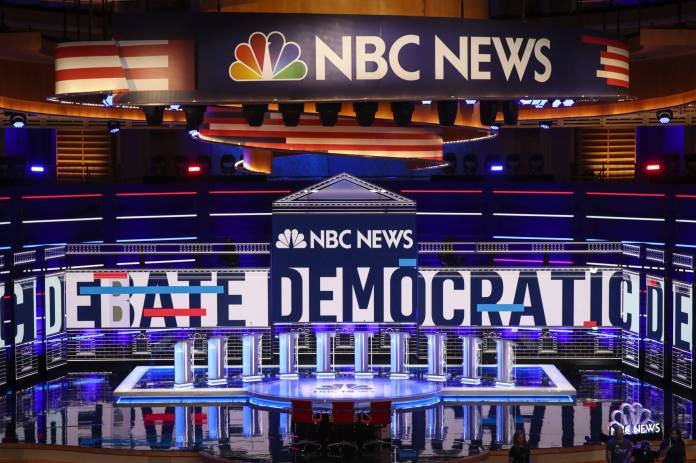 Democratic Presidential Candidates Attend First Debates Of 2020 Election