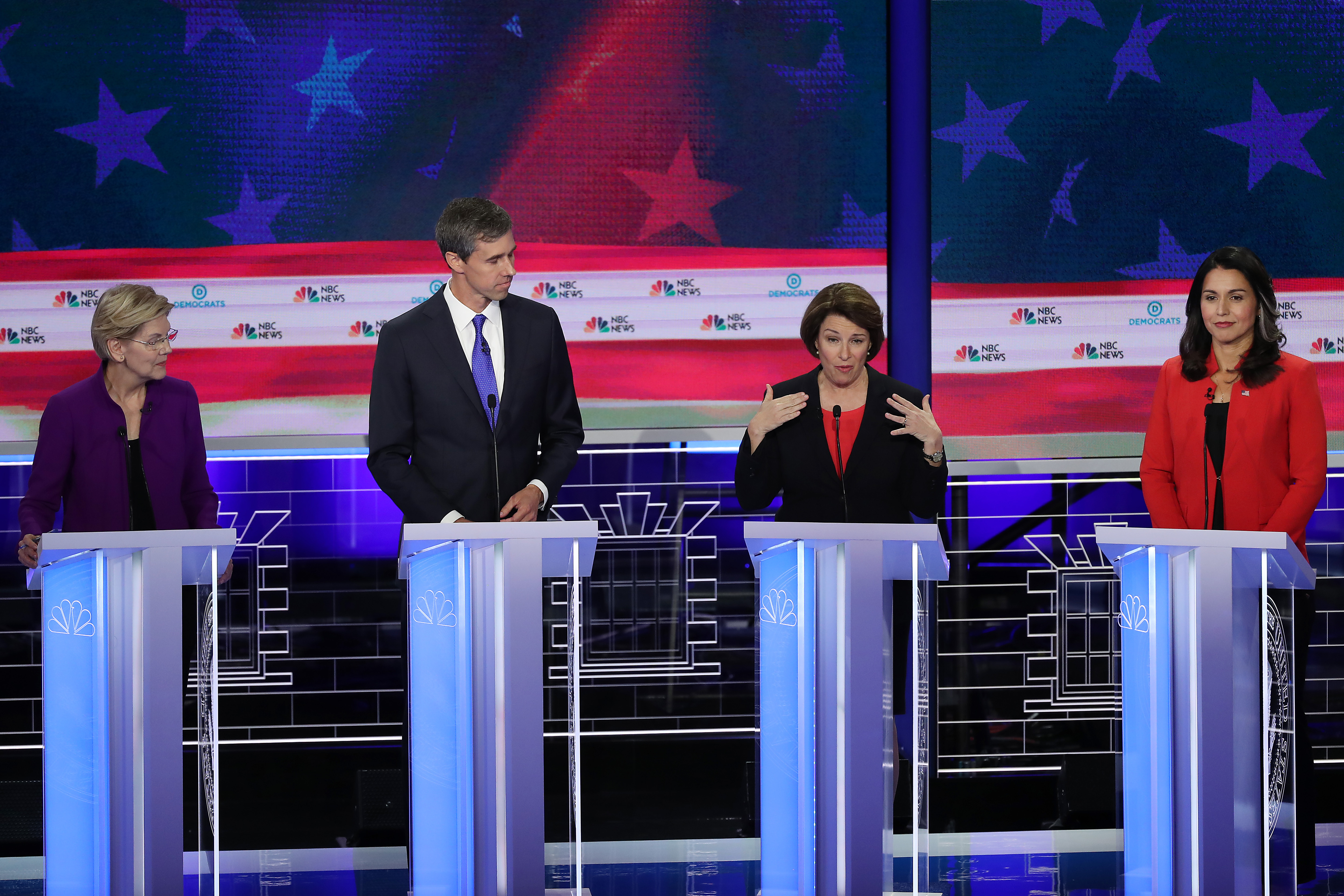 Fact Checking Claims From The First Democratic Debate Live