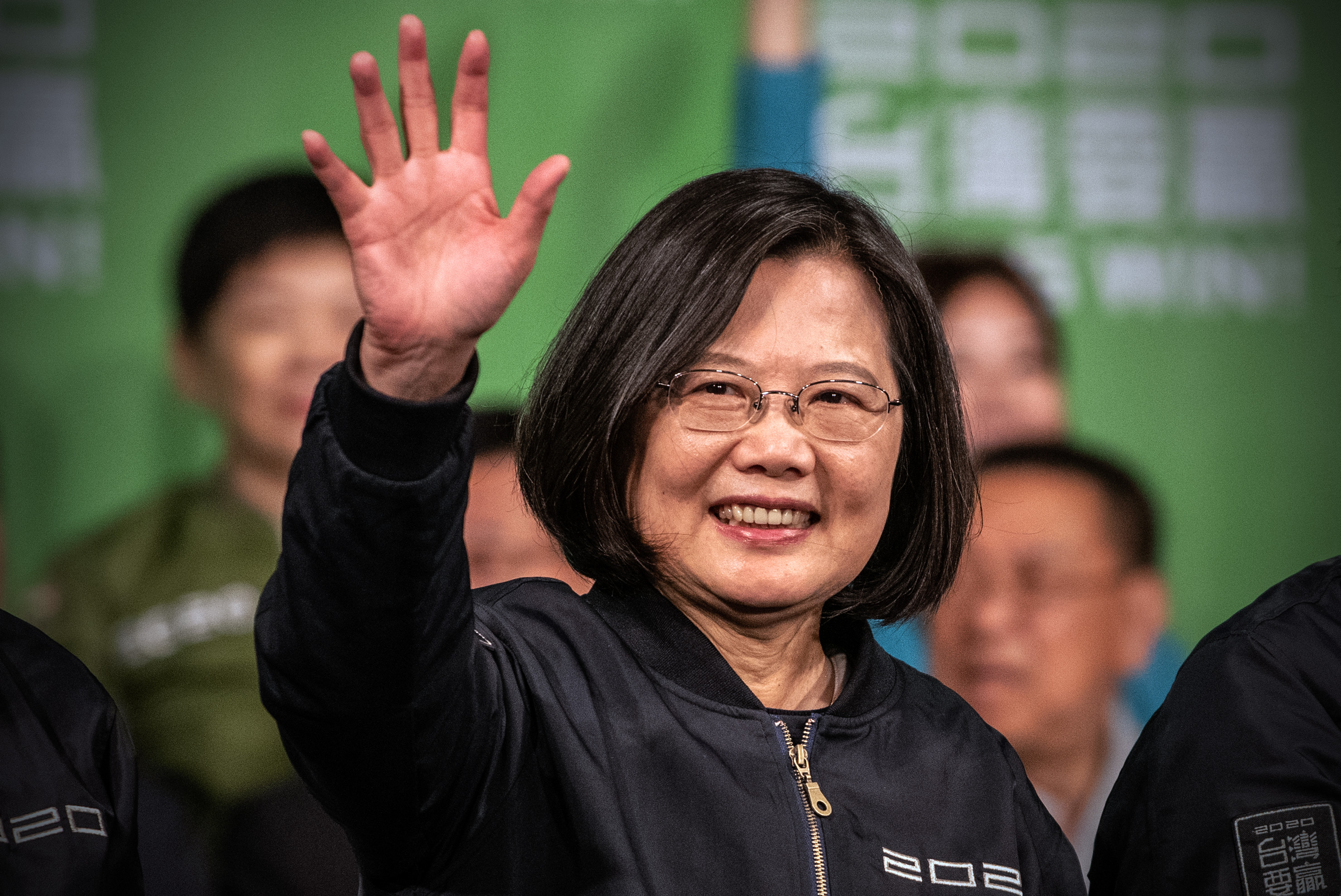 Taiwan's Tsai Signs Anti Infiltration Law Against China