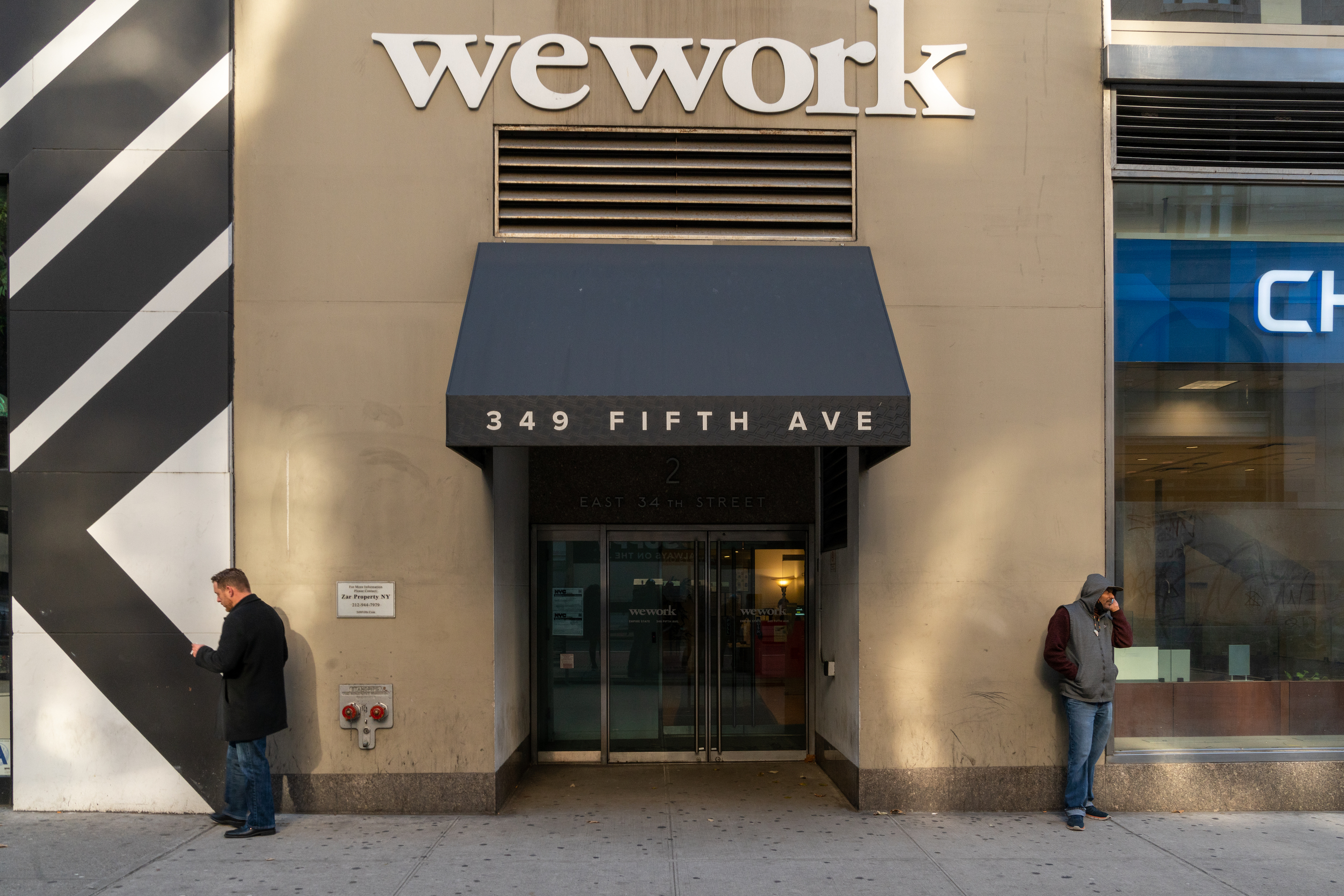 The drama at WeWork as SoftBank scraps their $3 billion deal