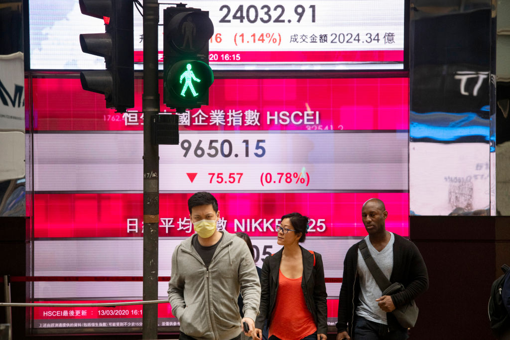 Hong Kong stocks are trading like a frontier market