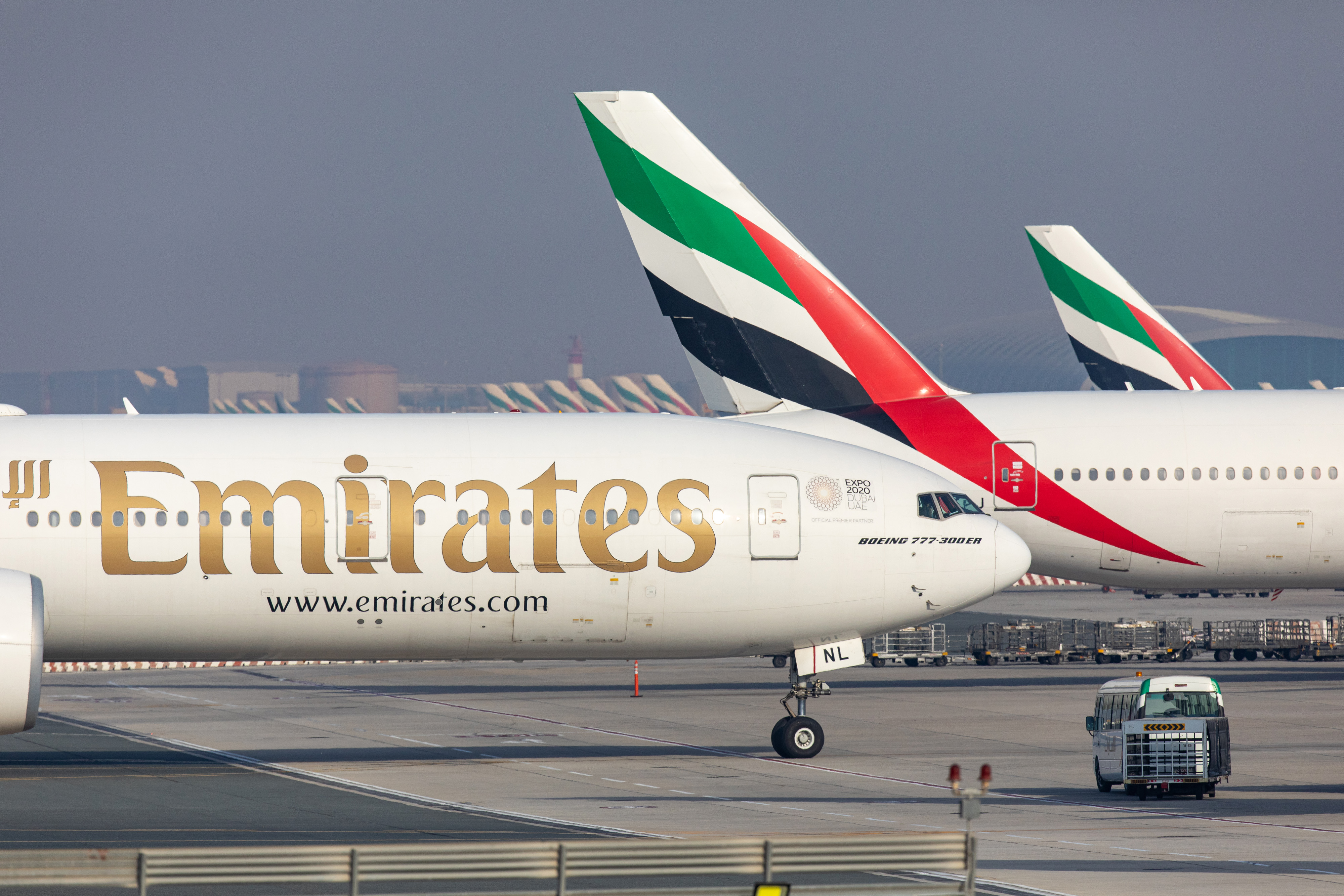 Emirates Group says job cuts needed with planes grounded