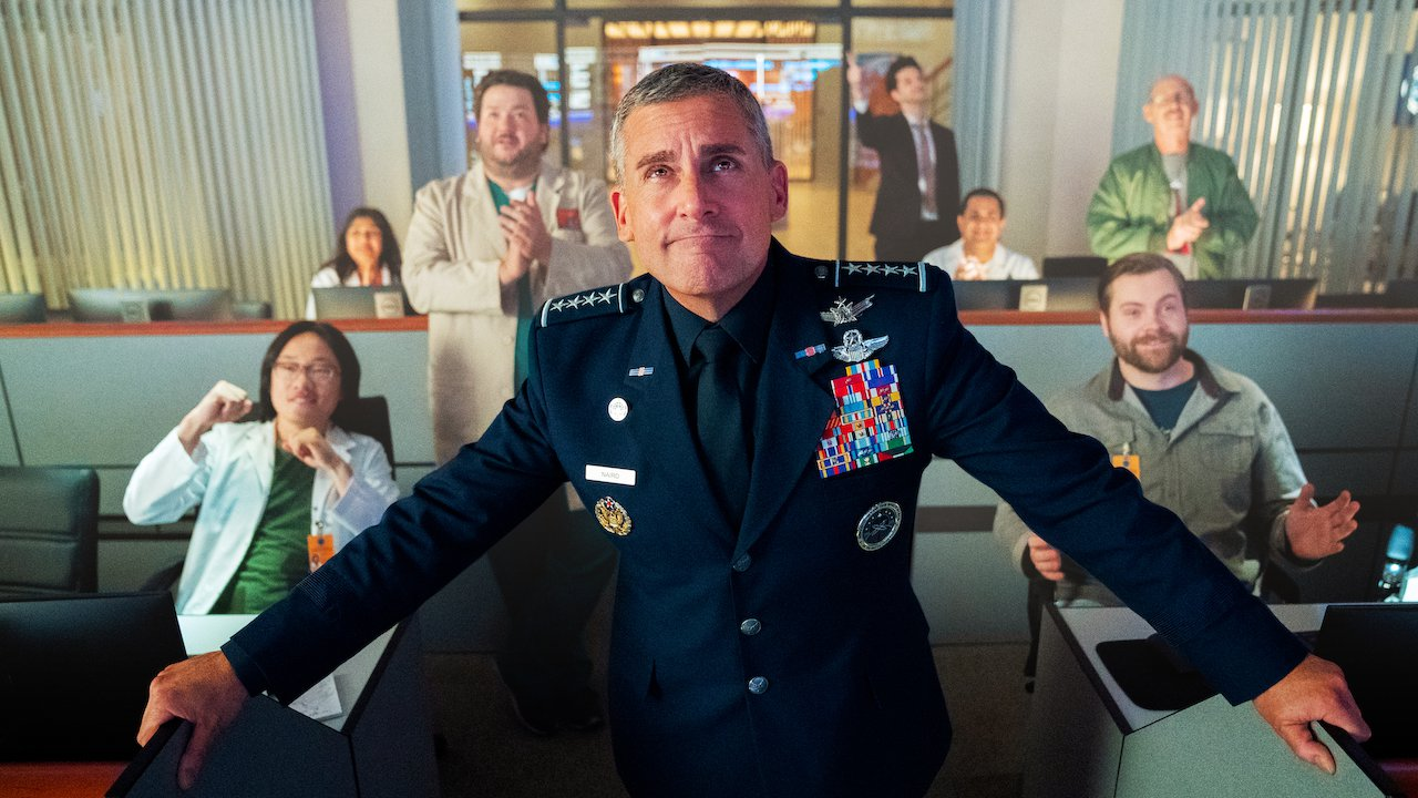 'Shockingly bad': Critics pan Netflix's 'Space Force' starring Steve Carell