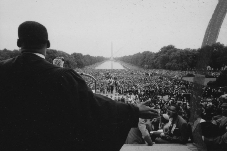 1957 Martin Luther King, Jr. Prayer Pilgrimage of Freedom