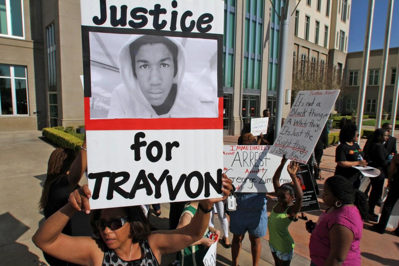 1012 Trayvon Martin Seminole County protest