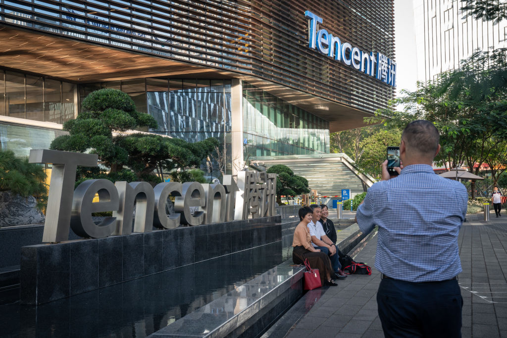 What's behind Tencent's $232 billion rally?