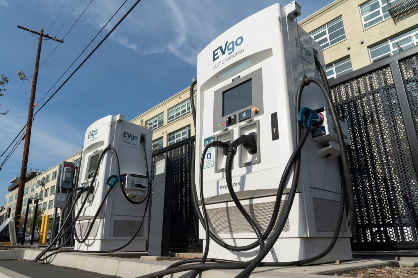 Why the war to charge your electric car is powerin…
