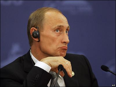 Ширак отказался работать на Путина