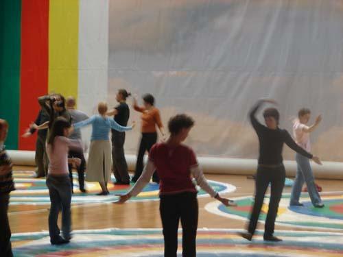 Практика Танца Ваджра