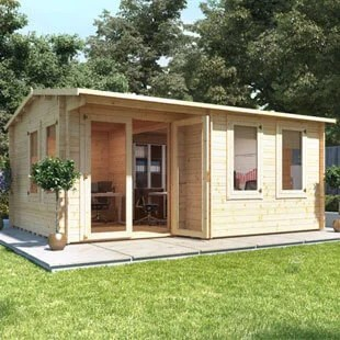 Log Cabins For Sale Garden Log Cabins Garden Buildings