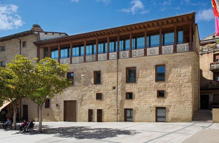 Palacio de Bendaña o Paternina - Lugar de interés - La Rioja Turismo