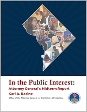 In the Public Interest: Midterm Report