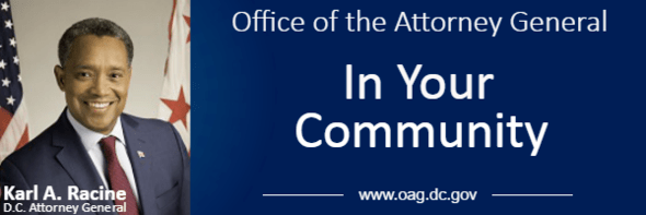 Office of the Attorney General In Your Community