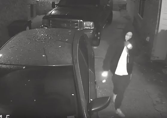 4D vehicle burglary