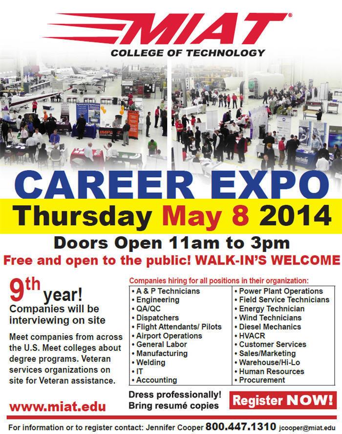 MIAT Career Expo