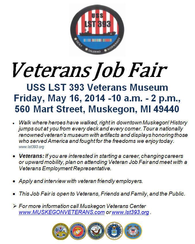 Muskegon Job Fair (Production)