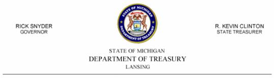 Treasury Press Release