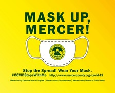 Mask Up, Mercer (new)