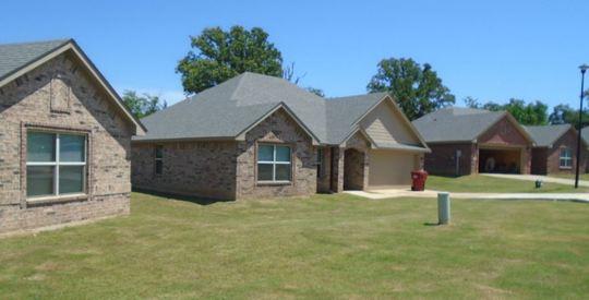 Hugo Affordable Housing homes
