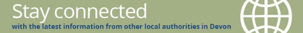 Stay Connected to other local authorities in Devon