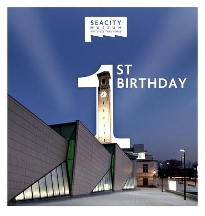 SeaCity Museum first birthday