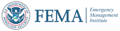 FEMA EMI Logo - U.S. Department of Homeland Security FEMA Emergencency Management Institute