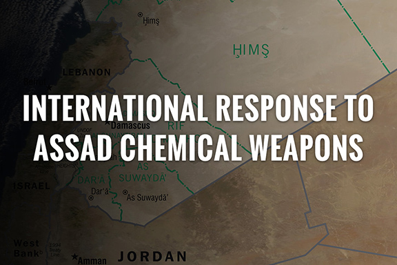 International Response to Assad Chemical Weapons