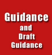 Guidance and Draft Guidance