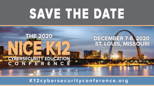 K12 Conference Save The Date Banner