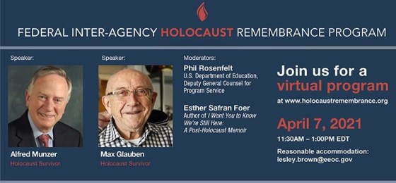 Federal Inter-Agency Holocaust Remembrance Program