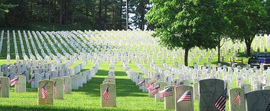 Bath National Cemetery NY